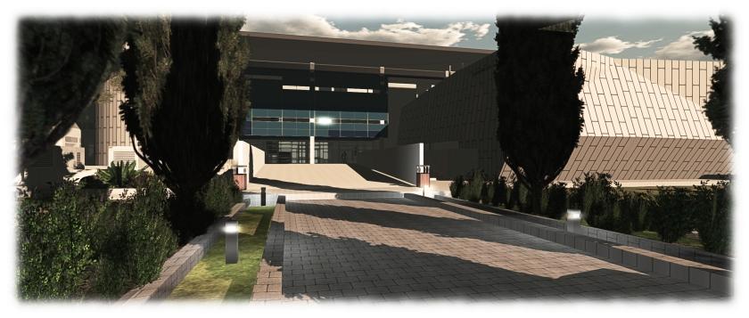 UWA campus