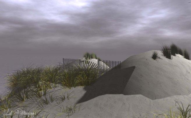 La Digue beach