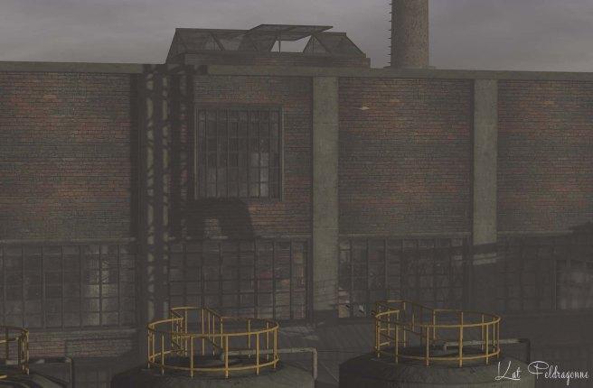 La Digue Warehouse